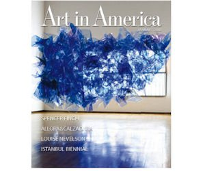 Free Subscription to Art in America Magazine Read